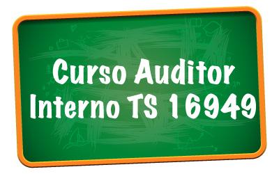 Auditor Interno ISO TS 16949