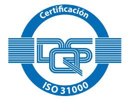 certificación iso 31000