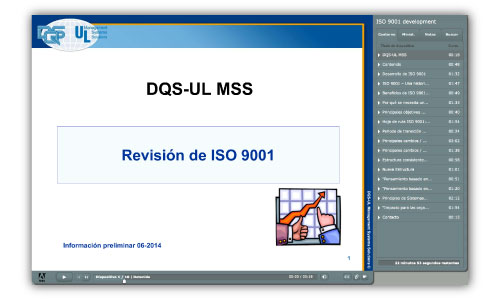 revision iso 9001
