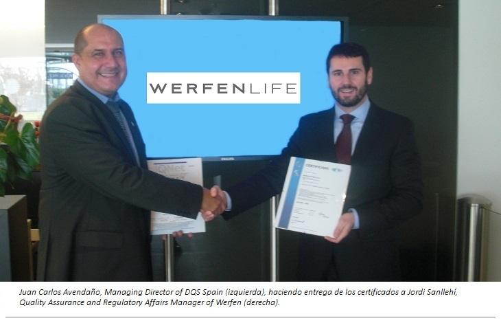 werfenlife_certifications